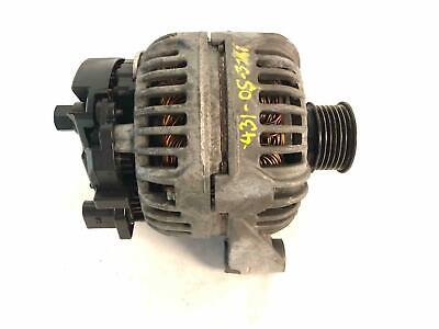 BMW E46 325i OEM Bosch 120 amp Alternator LOW MILEAGE 01 02 03 04 05 06
