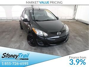 2011 Mazda Mazda2 Yozora - ONE OWNER! LOCALLY REGISTERED