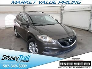 2015 Mazda CX-9 GS GS LUXURY - NAVIGATION / LOCAL TRADE-IN