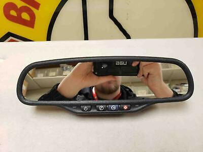 INSIDE REAR VIEW MIRROR GMC ACADIA 2007 2008 OPTION UE1 DD7 PART NUMBER 15816792