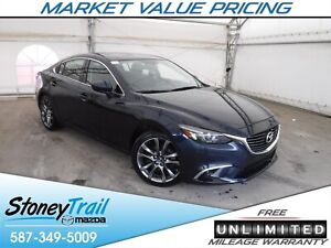 2016 Mazda 6 GT GT - ONE OWNER / LOCAL TRADE