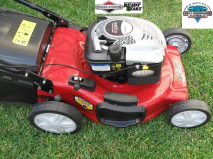 """*Sale* DCM 21"""" Self Propelled Mower Briggs & Stratton 190cc 6HP Bulimba Brisbane South East Preview"""