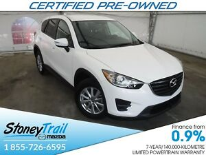 2016 Mazda CX-5 GX AWD - 2016.5 CLEAROUT! EXECUTIVE DEMO!