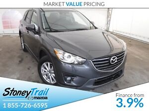 2016 Mazda CX-5 GS AWD - LEATHER! LOCAL SUV! CLEAN CARPROOF!