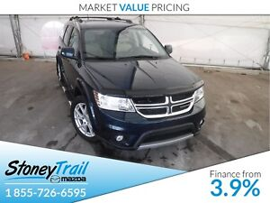 2015 Dodge Journey SXT - ONE OWNER TRADE! CLEAN CARPROOF!
