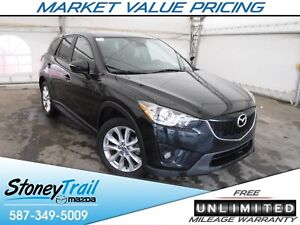 2015 Mazda CX-5 GT GT TECH AWD - ONE OWNER / UNLIMITED MILEAG...