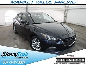 2016 Mazda 3 GS GS MOONROOF - ONE OWNER / CLEAN & LOCAL