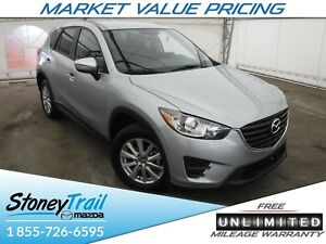 2016 Mazda CX-5 GX AWD - NAV! UNLIMITED MILEAGE WARRANTY!
