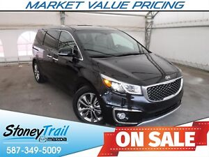 2016 Kia Sedona SXL SXL - CLEAN & LOCAL VEHICLE HISTORY