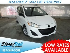 2014 Mazda Mazda5 GS CONV. - CLEAN LOCAL HISTORY! ONE OWNER!