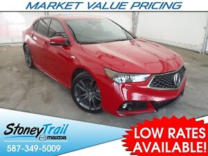 2018 Acura TLX SH-AWD A-SPEC - 2 SETS OF RIMS/TIRES - CLEAN & LO