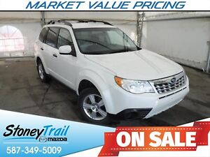 2011 Subaru Forester 2.5 X Convenience Package 2.5 X - 2 SETS...