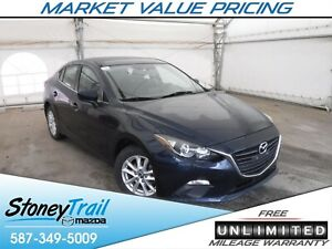 2016 Mazda 3 GS GS - ONE OWNER / SUNROOF