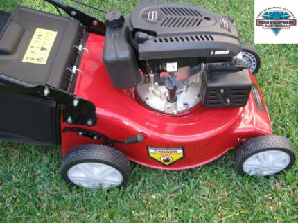 """18"""" DCM Lawn Mower Self Propelled Mulch or Catch With 4.5HP 158cc Bulimba Brisbane South East Preview"""