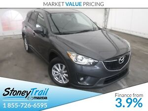 2015 Mazda CX-5 GS AWD - ONE OWNER SUV! CLEAN AB CARPROOF!