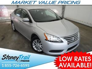 2015 Nissan Sentra S - LOCAL TRADE IN! CLEAN HISTORY!