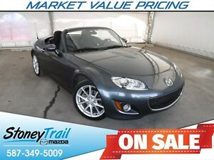 2010 Mazda MX-5 GS GS - POWERED ROOF / LOCAL CAR
