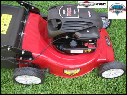 """Self Propelled 18"""" Mulch or Catch Mower Briggs & Stratton 158cc Bulimba Brisbane South East Preview"""