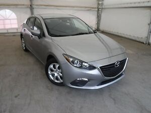 2016 Mazda Mazda3 GX GX - MAZDA CANADA LEASE RETURN