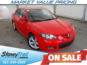 2007 Mazda 3 GT GT - ONE OWNER / LOCAL HISTORY