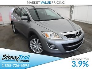 2010 Mazda CX-9 GT AWD - LOCAL AB CARPROOF! CLEAN HISTORY! GREAT