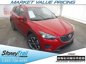 2016 Mazda CX-5 GT AWD - 2016.5 MODEL CLEAROUT! NAV! LEATHER!