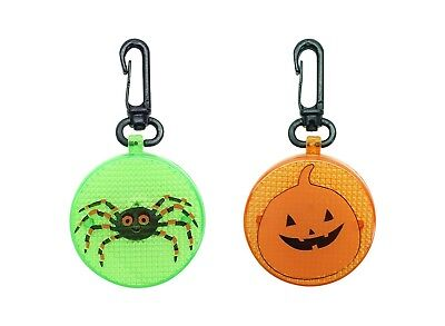 New !  2ct Halloween Clip-On Light Pendants - Hyde and Eek! Boutique
