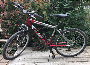 21 Speed  Front Suspension Bike Trail or Street Ready