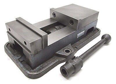 Yuasa Accu-lock 6 Milling Machine Vise W Jaws Handle - 550-603
