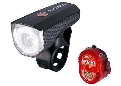 Sigma Sport, Beleuchtung, AURA 40 USB / NUGGET II RL K-SET gebraucht kaufen  Forsthaus Heide