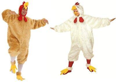 Kostüm Hahn Hühnerkostüm Huhn Faschingskostüm Herren - Herren Junggesellenabschied Kostüm