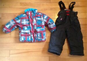 Boys size 24 months/2T snowsuit-winter coat & snow pants