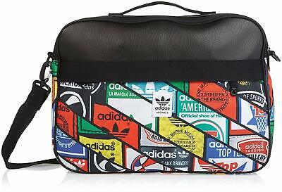 Adidas Originals AB3911 Airliner Bag Overnight weekend sports laptop NEW + TAGS