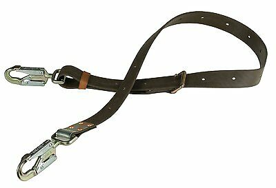 Klein Tools Kl5295-8l Positioning Strap 8-foot With 5-inch Hook