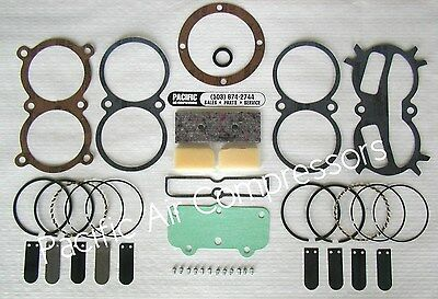 2z630 Air Compressor Rebuild Kit Campbell Hausfeld Sears Wards Speedair 3 Bore