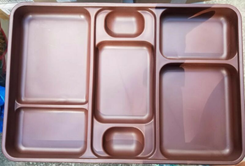 CorTech The Rock Tray in Chocolate - 8 Trays