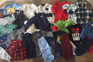 Baby boy size 6 month Lot #3