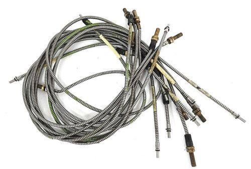LOT OF 10 BANNER IT23S FIBER OPTIC CABLE SENSORS