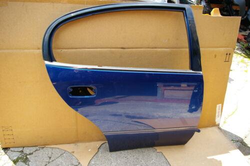 Lexus GS300 Mk2 OSR offside right rear door in Blue 8M6