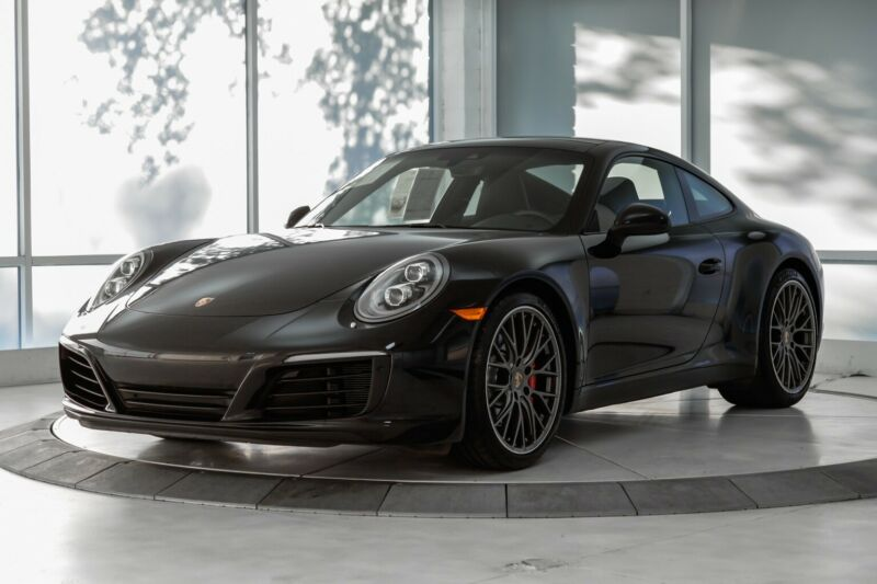 Image 13 Coche Americano usado Porsche 911 2017