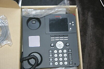 Avaya 9650c Ip Phone 700461213 Charcoalgray 9650d02c-1009 New Open Box
