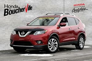 2015 Nissan Rogue SL+ Premium AWD 1 Proprio, Retour de location