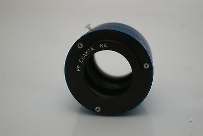 VP Exakta optics block onto M43 M4/3 Micro Four Thirds Adapter with focus for sale  Sunnyvale