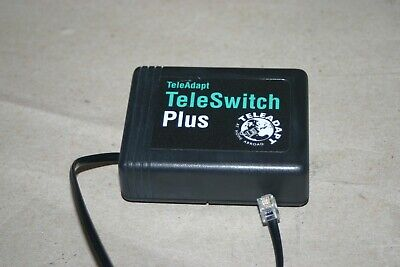 teleadapt teleswitch plus DIGITAL ANALOG PBX ADAPTER Digitale Pbx-adapter