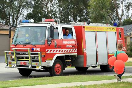FIRE ENGINE RIDES Dandenong Greater Dandenong Preview