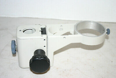 Nikon Stereozoom Microscope Focusing Mount For Boom Stand 621350 Yoke