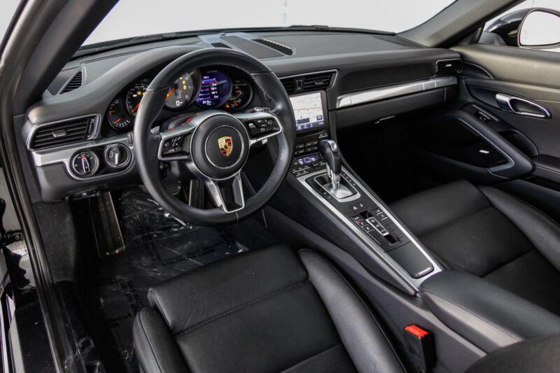 Image 18 Coche Americano usado Porsche 911 2017