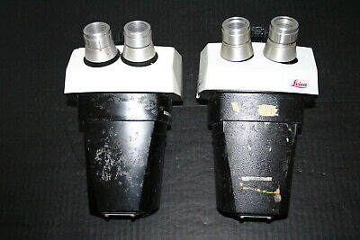 Bl Bausch Lomb Stereozoom 7 Microscope Head Partsrepair Lot Of 2 2