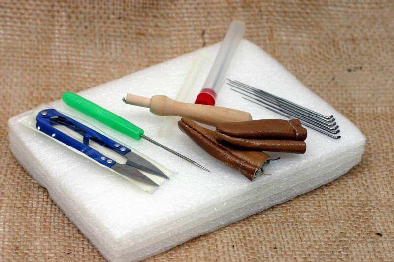Advanced Needle Felting Starter Kit - Great for Beginners