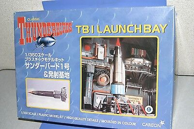 Thunderbirds Classic TB1 LAUNCHBAY 1/350 Aoshima JAPAN